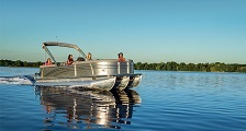 Picture of 90HP Pontoon