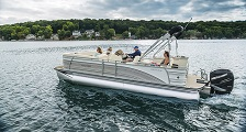 Picture of 150HP Pontoon