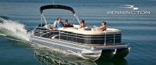 Picture of 60 HP Pontoon